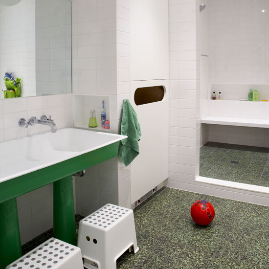 Childrens bathroom