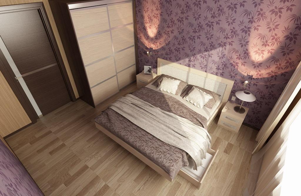 спальня для девушки 1
