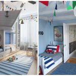 Фото 80: Детские комнаты в морском стиле