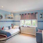 Фото 84: Интерьер детской комнаты в морском стиле фото