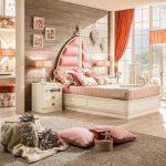 Фото 85: Детская комната в морском стиле для девочки