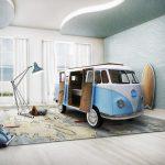 Фото 93: Детская комната в курортном стиле