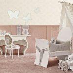 Фото 115: Дизайн детской комнаты для новорожденных
