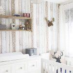 Фото 119: Дизайн комнаты для новорождённого в стиле кантри