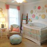 Фото 60: Детская комната для новорождённых с именем