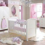 Фото 80: Комната для новорожденной девочки фото