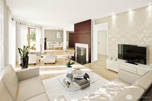 Правильная планировка гостиной комнаты