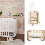 Фото 101: Кроватка - трансформер для новорождённых
