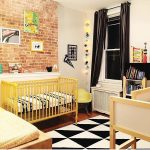 Фото 125: Комната новорождённого в стиле лофт