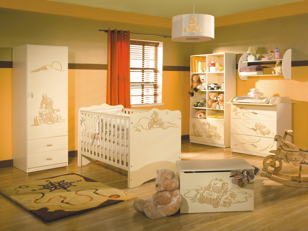 Мебель для новрожденных