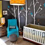 Фото 128: Оформление комнаты для новрождённого