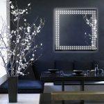 Фото 40: Подсветка зеркала в гостиной