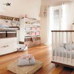 Фото 46: Раграничени е пространства в комнате для новрождённого