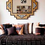 Фото 119: Зеркало в этническом стиле