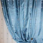 Фото 117: Украшение штор шторами с бусинами