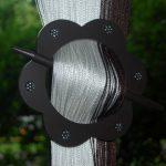 Фото 43: Заколка для нитяных штор