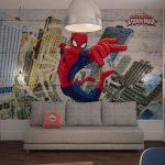 Фото 89: Фотообои с супер героями в комнату для мальчиков