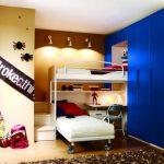 Фото 69: Цветовое зонирование комнаты