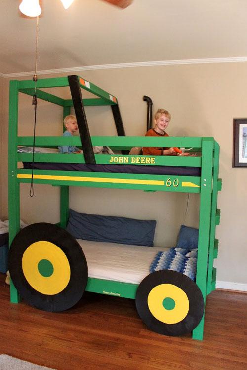 Детская комната для двойни