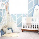 Фото 186: Дизайн комнаты для мальчика новорожденного