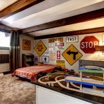 Фото 189: Обои для детской комнаты для мальчика фото