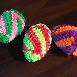 Фото 89: Яички в технике модульного оригами