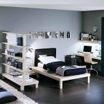 Фото 39: Дизайн комнаты для мальчика - подростка