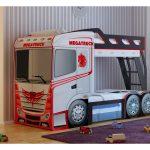 Фото 108: Кровать - грузовик