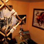 Фото 168: Ловец снов и изображения животных для оформления детской для мальчиков