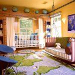 Фото 196: Детские комнаты для мальчиков фото дизай