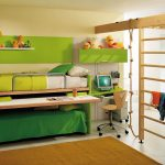 Фото 49: Мебель - трансформер в детской комнате
