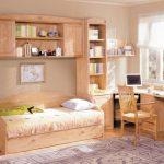 Фото 198: Натуральная мебель в детской