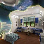 Фото 143: Нестандартные современные формы для комнаты в стиле хай-тек