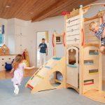 Фото 125: Игровой комплекс в детской