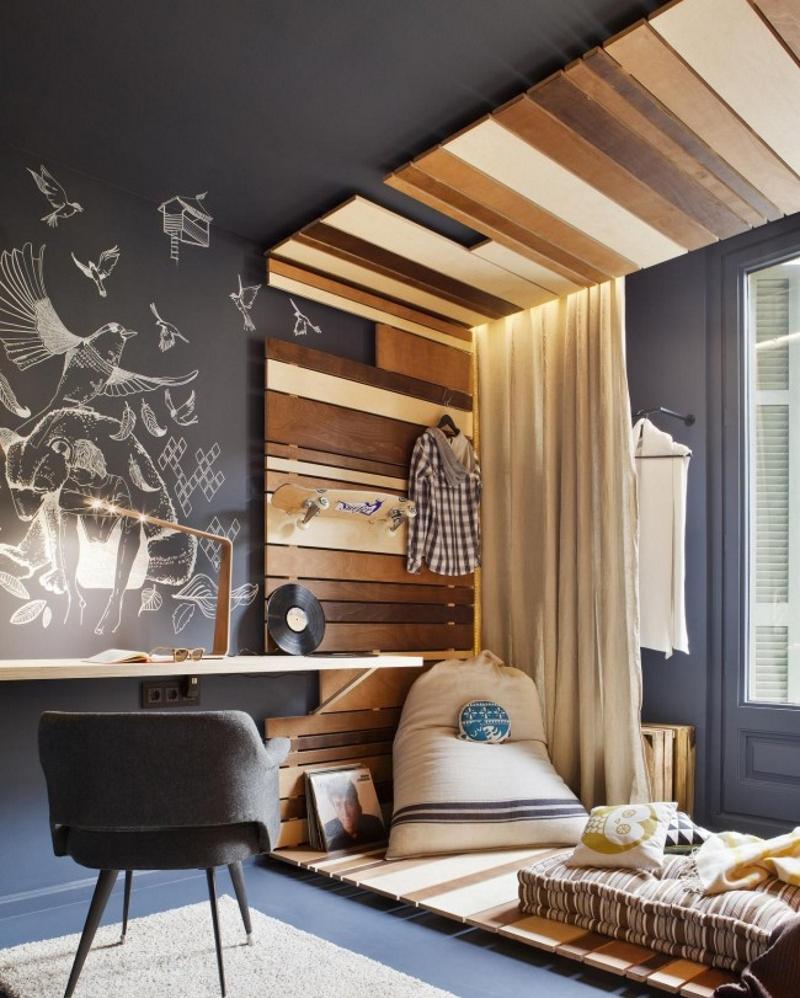 линию горизонта интересные дизайны комнат фото стрижки выбритыми висками