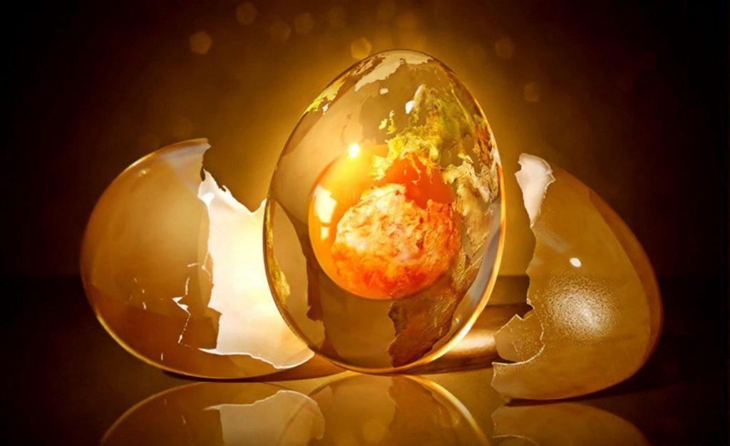 Яйцо — символ жизни