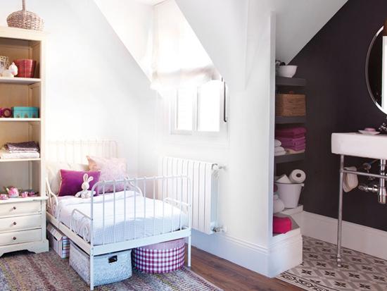 детская комната с санузлом