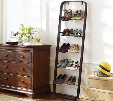 Приставная лестница для хранения обуви