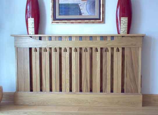 деревянная панель для батареи отопления