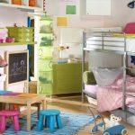 Фото 37: Детская комната для дошколят