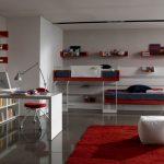 Фото 141: Комната для двух подростков в современном стиле