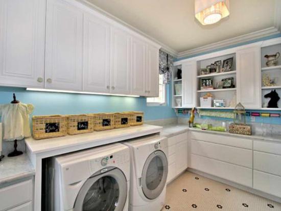 Применение плетеных корзин на кухне