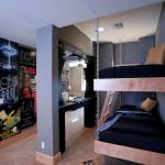 Фото 43: Детская комната для двух подростков - мальчиков