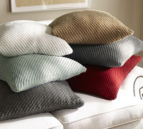 Многообразие декоративных подушек