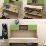 Фото 81: Кровать – трансформер в детской