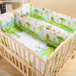 Фото 54: Кроватка для новорожденных близнецов