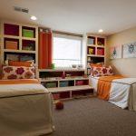 Фото 144: Детская спальня для двоих детей фото