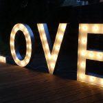 Фото 61: Объемные буквы с подсветкой