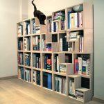 Фото 66: Шкаф - лесенка для кошек