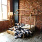 Фото 80: Выкатная кровать — домик